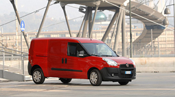 Fiat Doblò Cargo and Fiat Fiorino triumph in the United Kingdom
