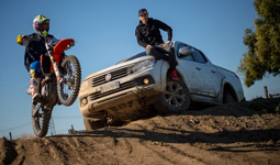 Fiat Professional is the Official Sponsor of the FIM MXGP Motocross World Championship once again