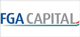 The new FGA Capital website, the new face of financial services