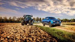 Fiat Professional and New Holland Agriculture together at EIMA 2016