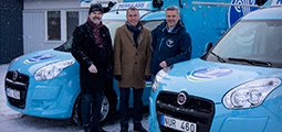 Hemglass investing in more fuel-efficient Fiat Doblò