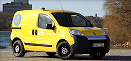 In the Netherlands, the most eco-friendly vehicles are Fiat Ducato and Fiat Fiorino
