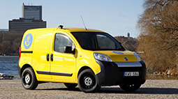 "Fleet Van Awards 2014:  Fiat Professional named ""Van Fleet Manufacturer of the Year"""