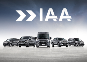 Fiat Professional presents the complete, refreshed line-up at the IAA in Hannover