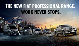 The New Fiat Professional Communication Campaign Kicks Off